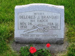Delores J. <I>Rauch</I> Brandau