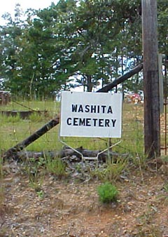 West Washita Cemetery
