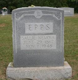 Sallie Nemoia Epps