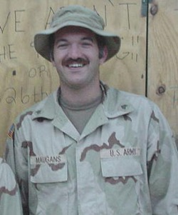 Sgt Jamie Odell Maugans