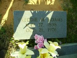 Freddie Mae Adams
