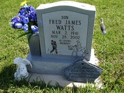 Fred James Watts