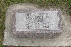 Lena <I>Stelling</I> Hoffman
