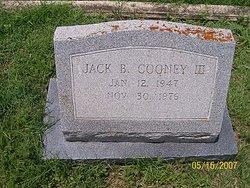 """Jack Benjamin """"Benj"""" Cooney, III"""