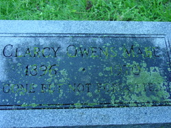 Clarcy Owens Mabe