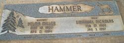 Delma <I>Miller</I> Hammer