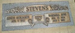 Barbara Jane Stevens