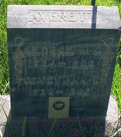 George Washington Gill Averett