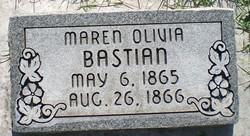 Maren Olivia Bastian