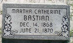 Martha Catherine Bastian