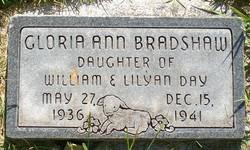 Gloria Ann Bradshaw