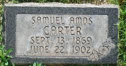 Samuel Amos Carter