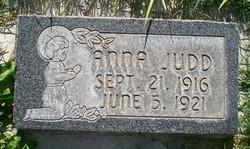 Anna Judd