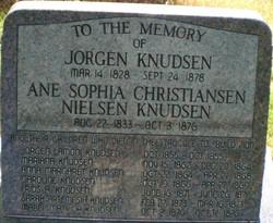 Anna Sophia Knudsen