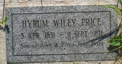 Hyrum Wiley Price