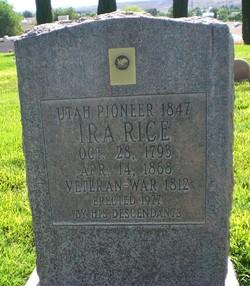 Ira Rice