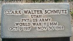 Clark Walter Schmutz