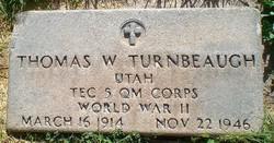 Thomas William Turnbeaugh