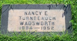 Nancy Ellen <I>Blazzard</I> Turnbeaugh-Wadsworth