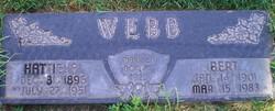 Bert Webb