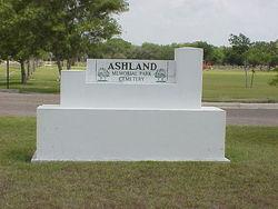 Ashland Memorial Park