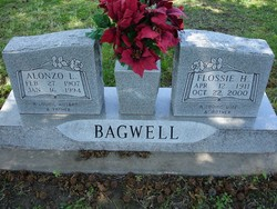Alonzo Luther Bagwell
