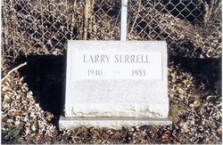 "Lawrence Egan ""Larry"" Serrell, Sr"