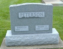 Harry Elroy Peterson