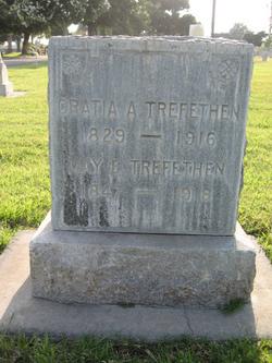 Mary Evelyn May Trefethen