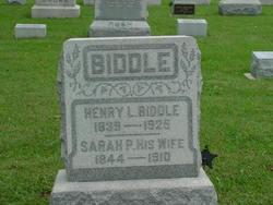 Henry Biddle
