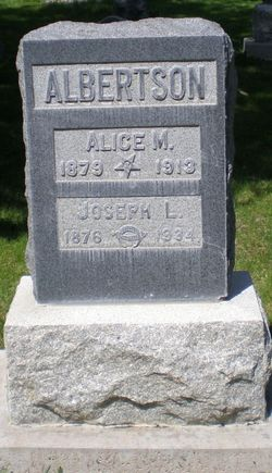 Joseph Lee Albertson