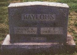 Julius Edgar Baylous