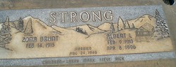 Albert Laverne Strong