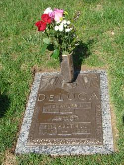 Elizabeth Mary <I>Wilkens</I> DeLuca