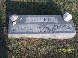 Laura R <I>Buchan</I> Allen