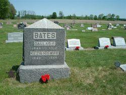 Kezia <I>Beamont</I> Bates