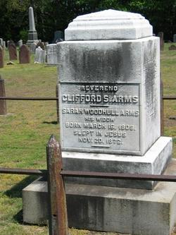 Sarah Woodhull <I>Forman</I> Arms