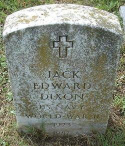 Jack Edward Dixon