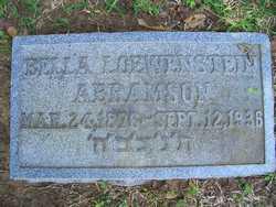 Bella <I>Loewenstein</I> Abramson