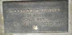 Woodrow William Stapley