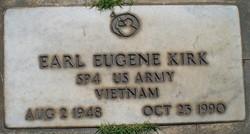 Earl Eugene Kirk
