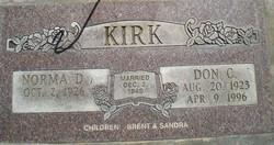 Don Cobbley Kirk