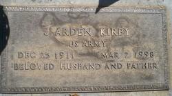 Jack Arden Kirby