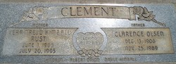 Clarence Olsen Clement