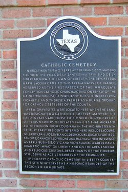 Liberty Catholic Cemetery