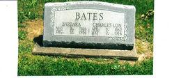 Charles Lon Bates