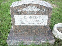 I. E. McGinty