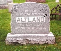 Beulah <I>Wolf</I> Altland