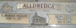 Lelan Dee Alldredge