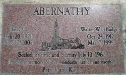 Walter Wilson Abernathy